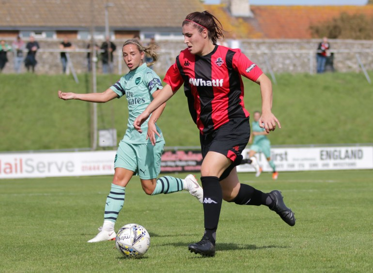 Lewes 0 Arsenal 9 Conti Cup 16 09 2018-647-1