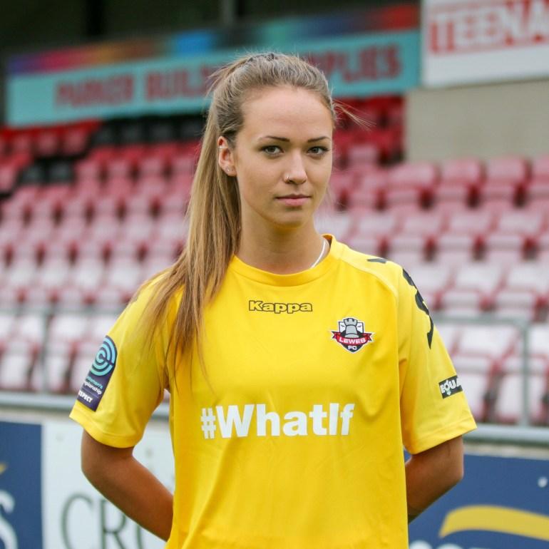 Nina Wilson Lewes FC Women 2018 2019-22