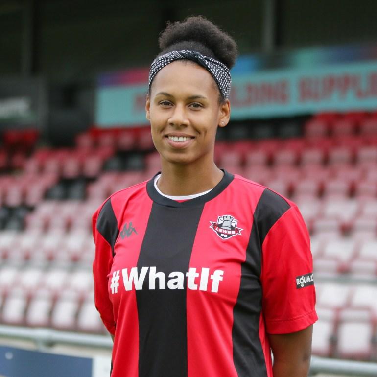 Rebecca Thompson-Agbro Lewes FC Women 2018 2019-3