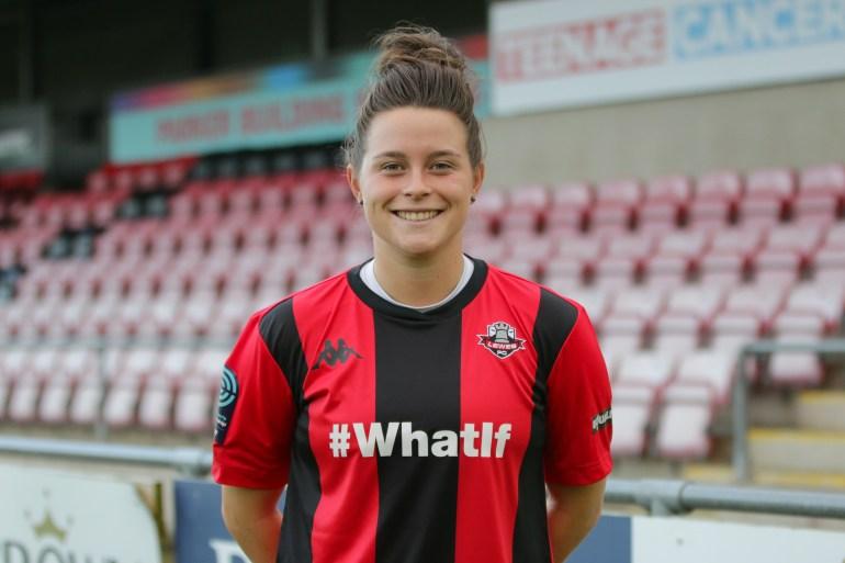 Rosie Paye Lewes FC Women 2018 2019