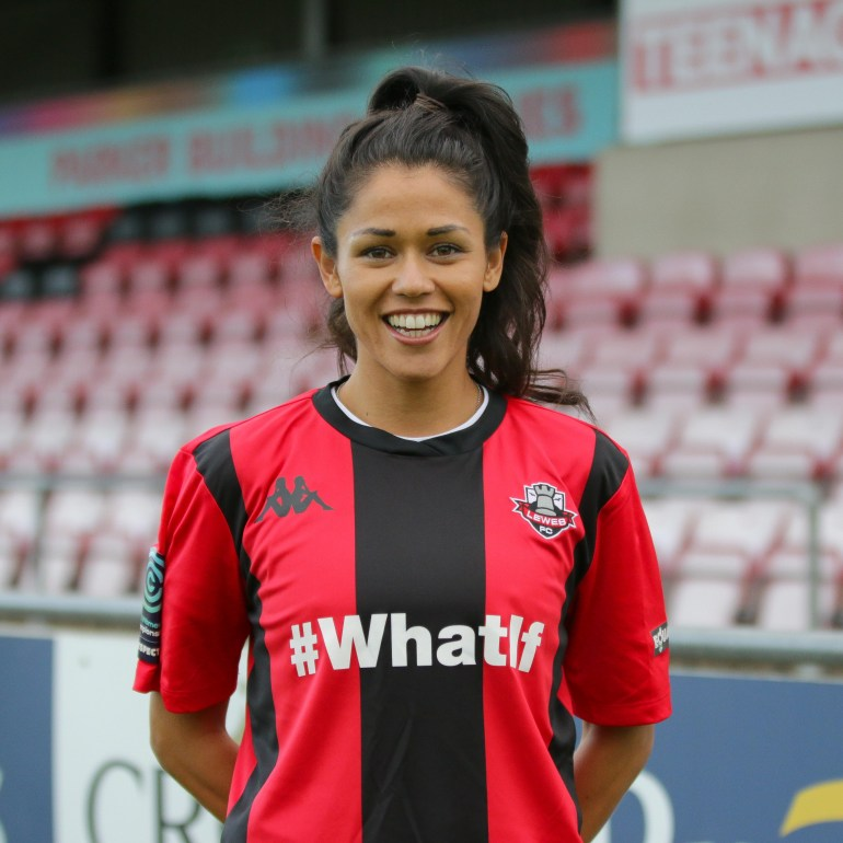 Shannon Maloney Lewes FC Women 2018 2019-4