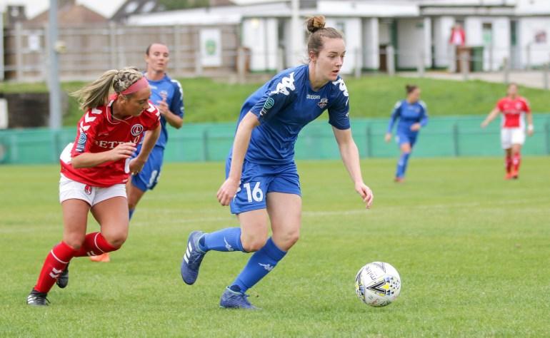 Charlton Ath 4 Lewes FC Women 1 30 09 2018-240-1