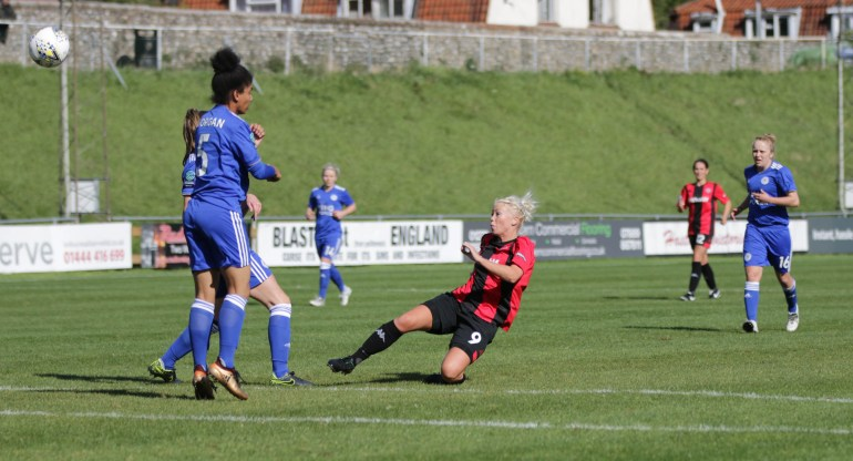 Lewes FC Women 4 Leics City Women 3 23 09 2018-258-1