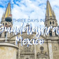 Three Days in Guadalajara, Mexico