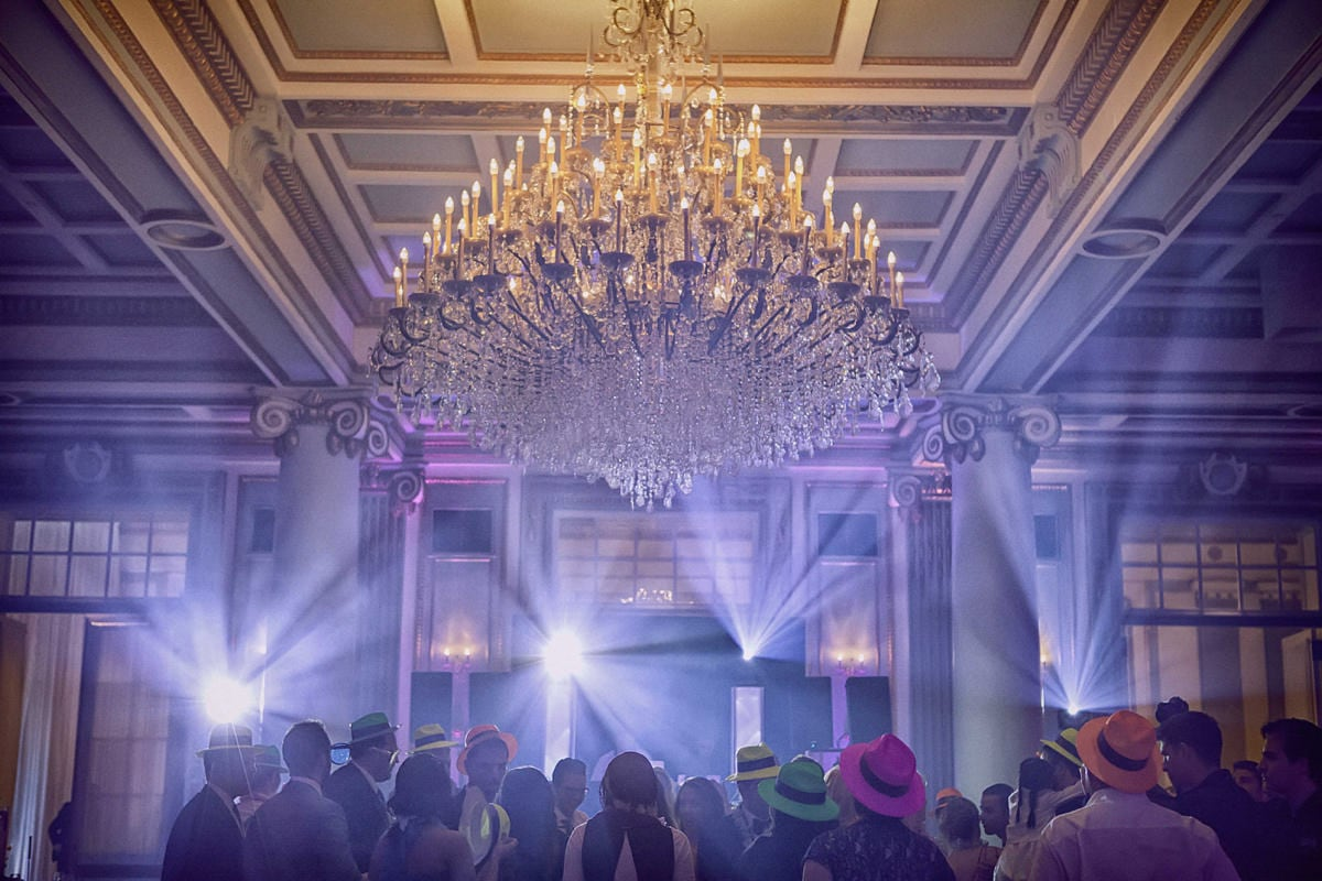 Le Windsor Ballrooms Montreal Corporate Events Wedding