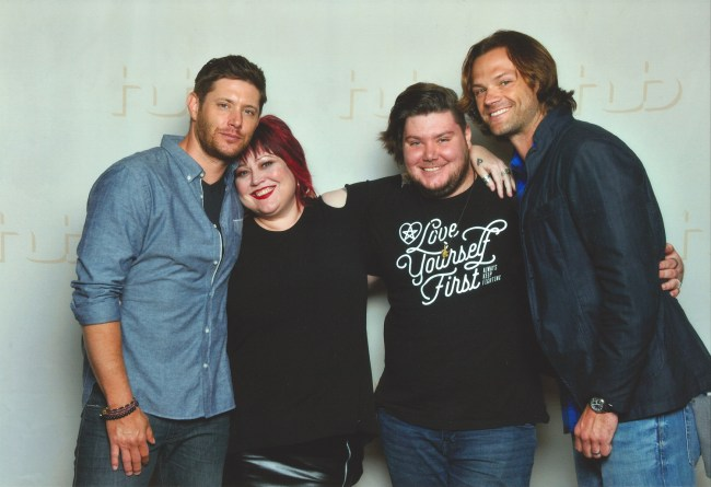 J2 + Amy Day 1