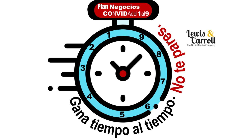 Plan Negocios COnVIDa desarrollado por Lewis & Carroll