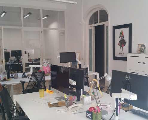 Lewis & Carroll es un buen lugar para trabajar