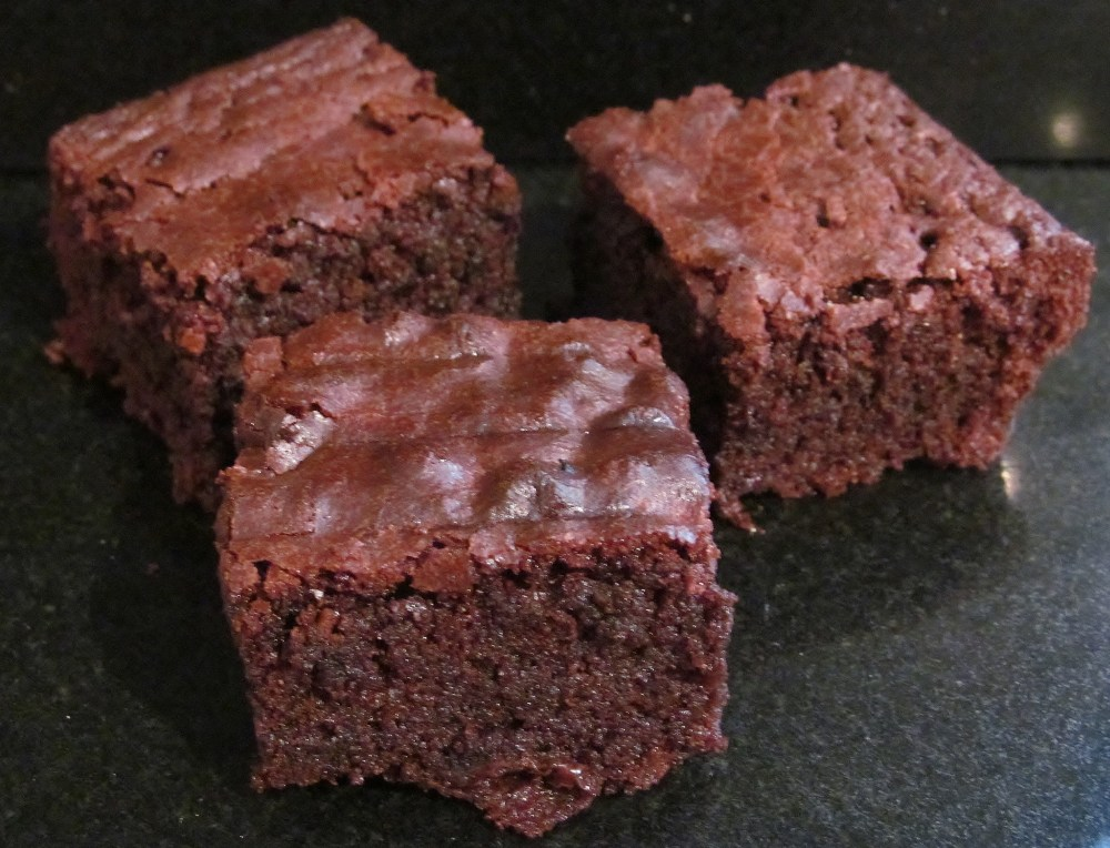 Week Sixty Six - Mary Berry's Chocolate Chip Brownies (2/2)