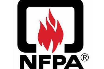 NFPA logo USA
