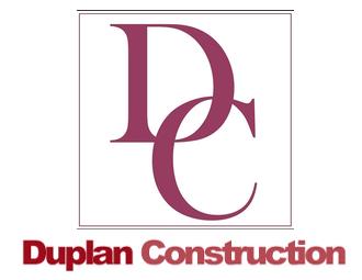 duplan construction's logo