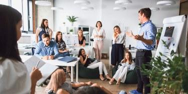 Marketing Meeting Image