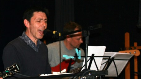 Pratts Bottom 2013 06 - Simon & Colin