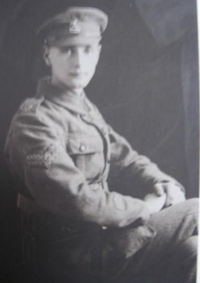 Oliver William Henry Rudland MiD Lewisham War Memorials