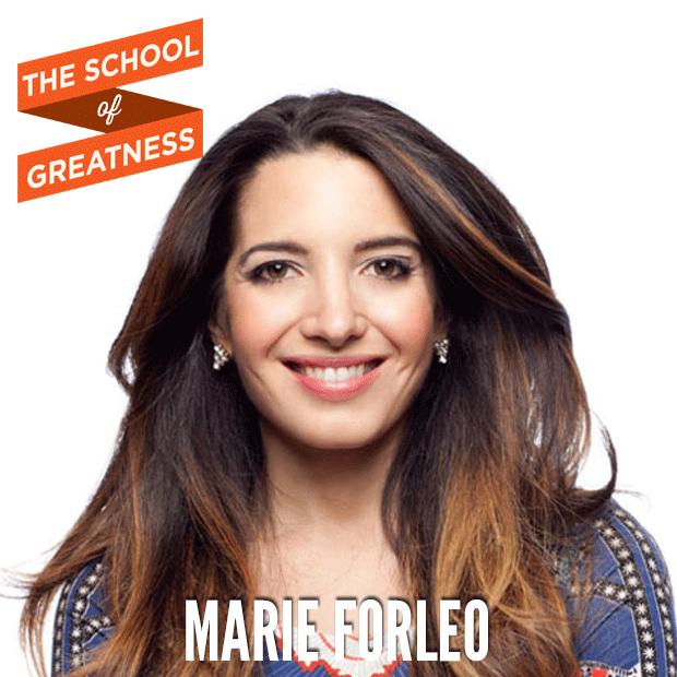 Marie Forleo - The School of greatness