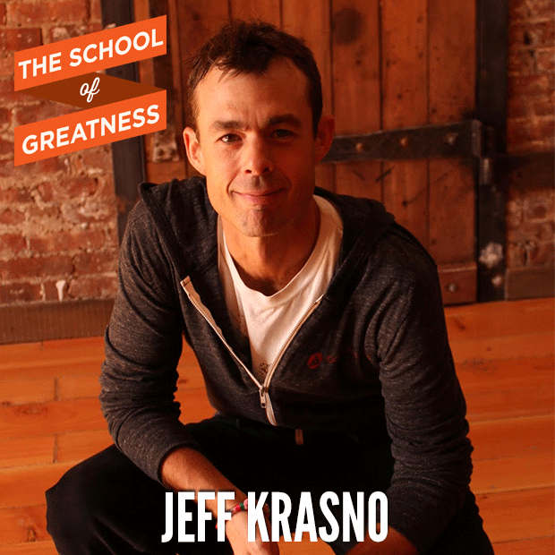 Jeff Krasno on The School of Greatness