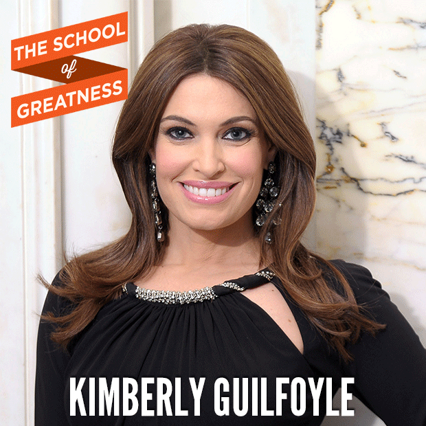 Kimberly Guilfoyle on The School of Greatness