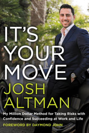 It's your move book