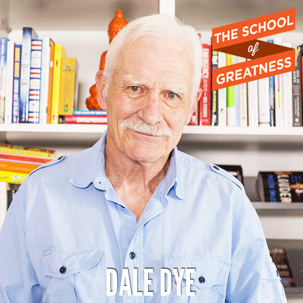 How to Overcome Fear On the Battlefield and In Life with Capt Dale Dye post image