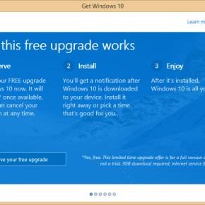 free windows 10 upgrade instructions