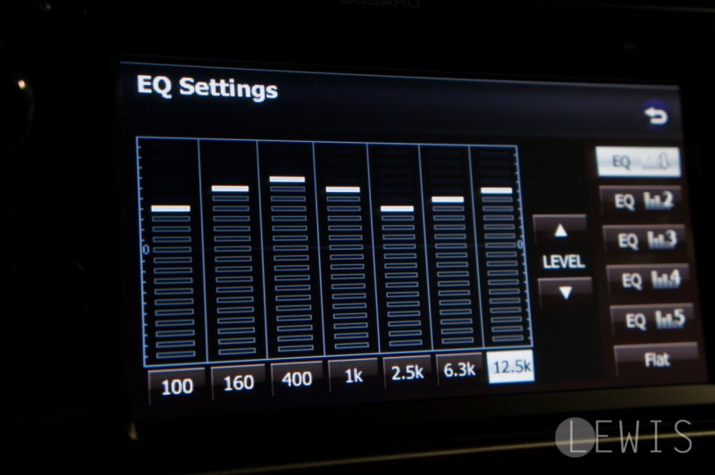 BRZ EQ settings