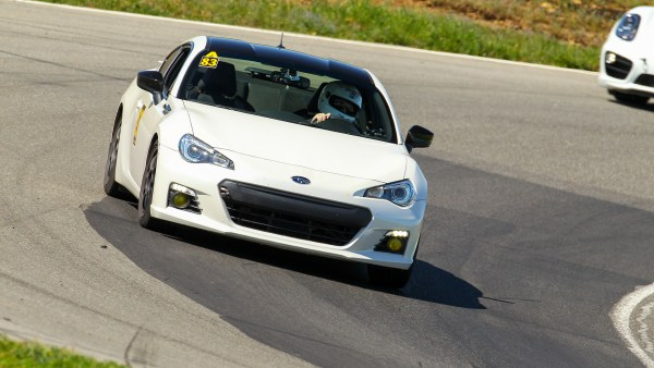 Subaru BRZ track day at Thunderhill