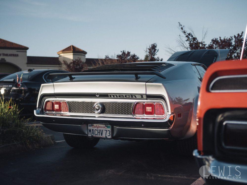 Mach 1 Mustang