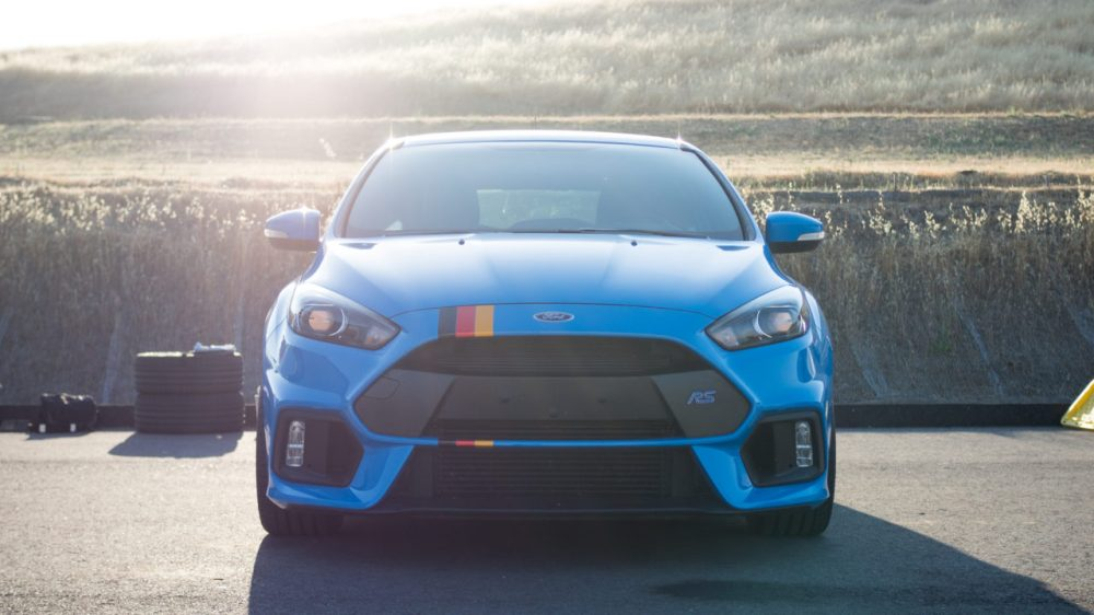 Bryan's Ford Focus RS