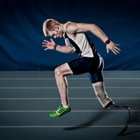 Jonnie Peacock Breaks World Record