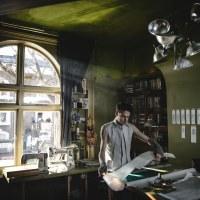 Open House: Tristan v Christann Portrait