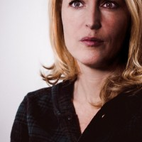 Gillian Anderson Portrait