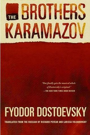 brother's karamazov cover