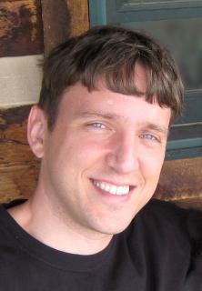 Author DJ Edwardson