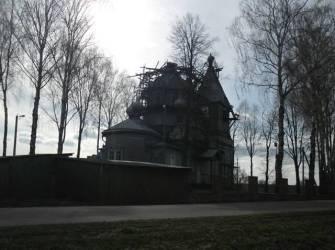 Худовцы. Витебская область. Беларусь. левша