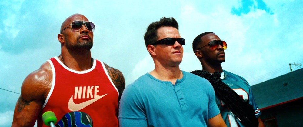 Pain and Gain leads characters