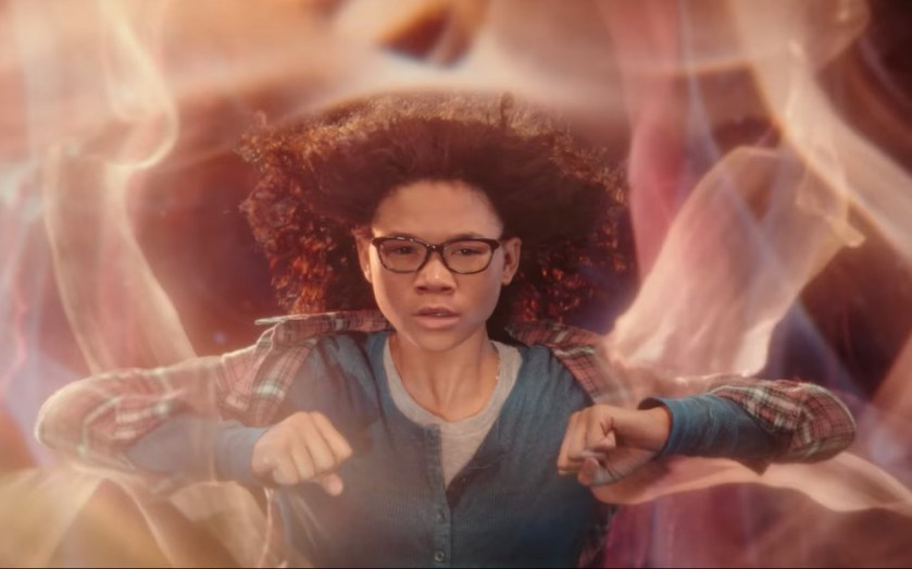 Meg Wrinkle in Time