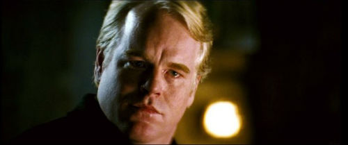 Philip Seymour Hoffman in MISSION: IMPOSSIBLE III