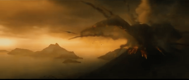 Rodan king of the monsters