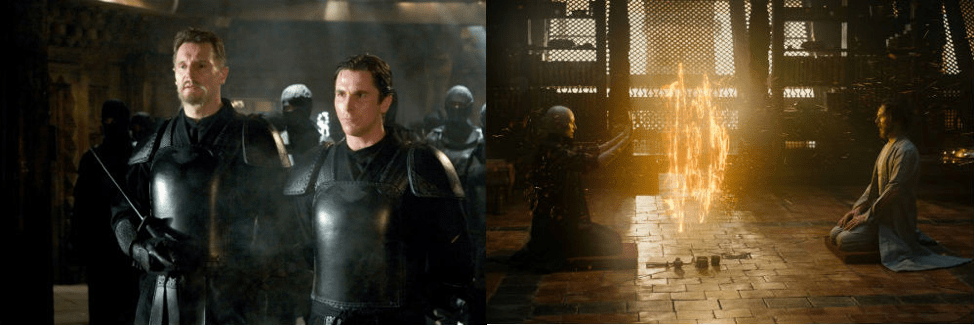 batman begins christian bale liam neeson