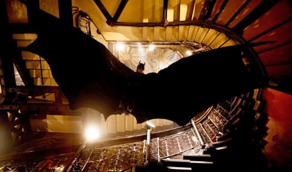batman begins christian bale