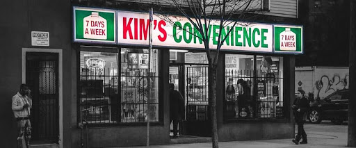 kims convenience store
