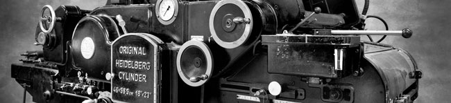 heidelberg offset press