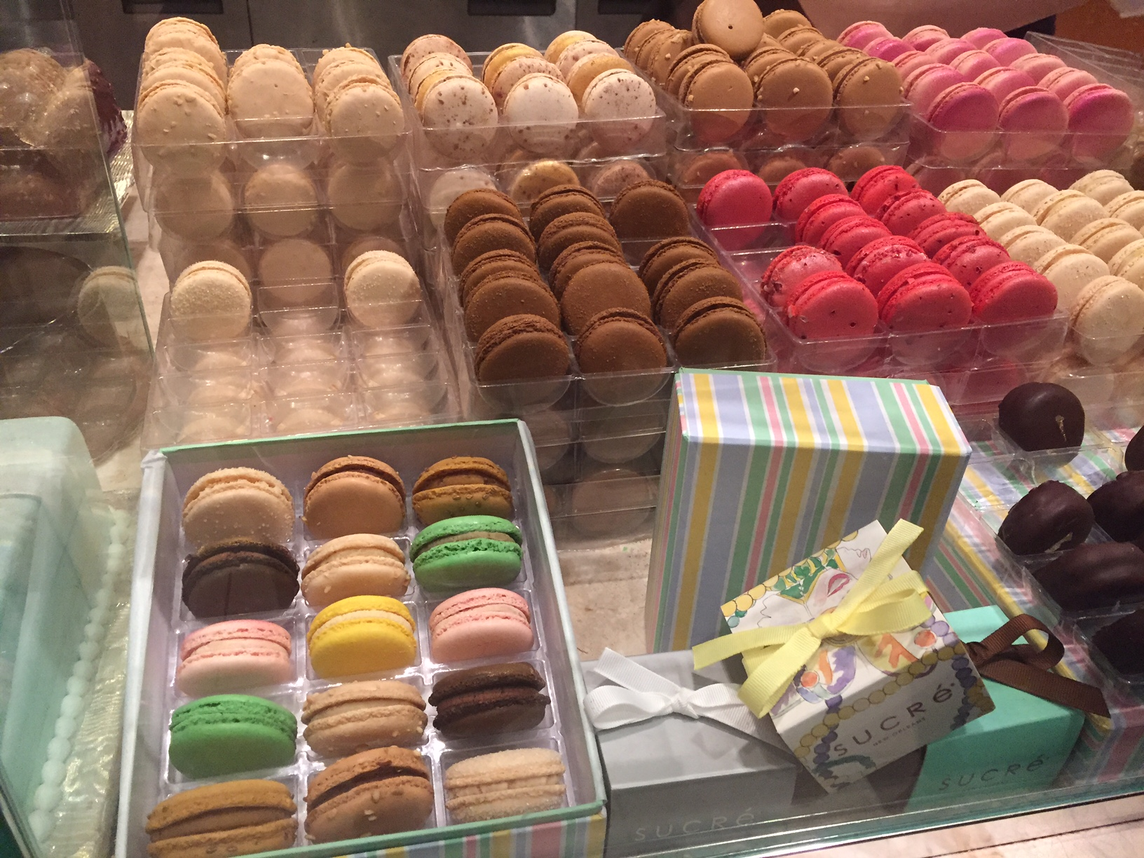 The Goodies At Sucre!