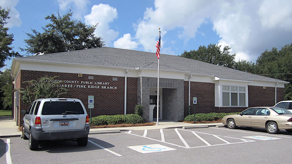 South Congaree-Pine Ridge Branch Library