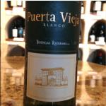 Puerta Vieja 2013 Rioja Blanco