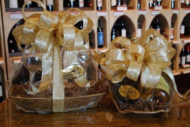 Cork & Barrel Gift Baskets 1