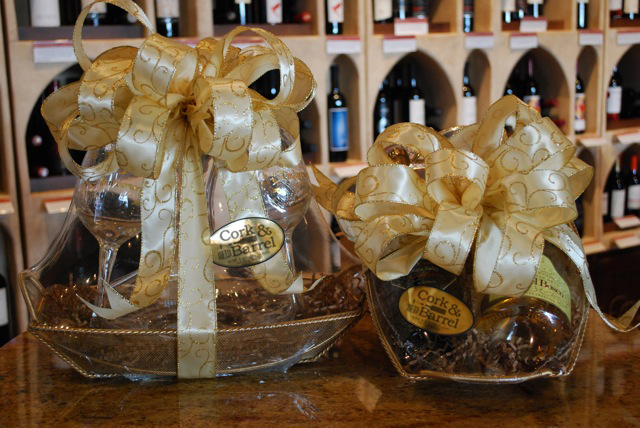 Cork & Barrel Gift Baskets 1