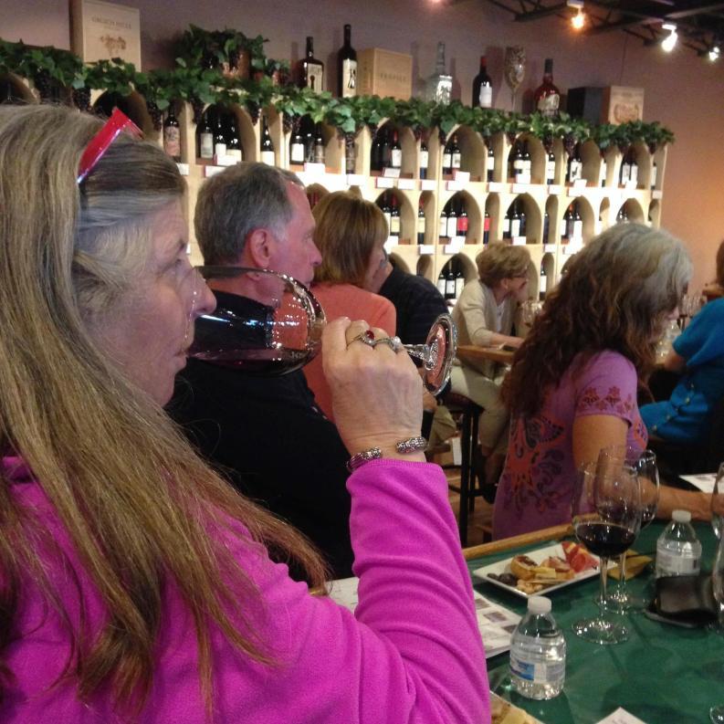 spanish-wine-event-inigo-eschavarri-from-baron-de-ley-vineyards-in-rioja13268246_522002754650513_8257774809877989913_o