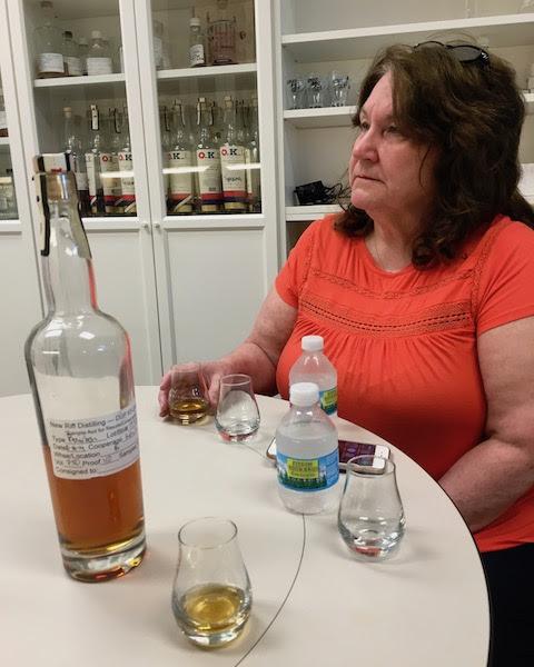 New Riff Distiller Cork and Barrel Bourbon Barrel Pick - Bev