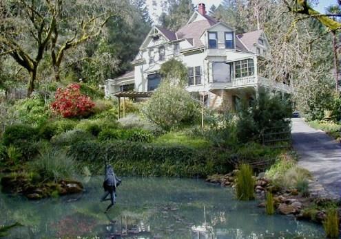 Schramsberg house